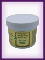 Oganic coffee butter