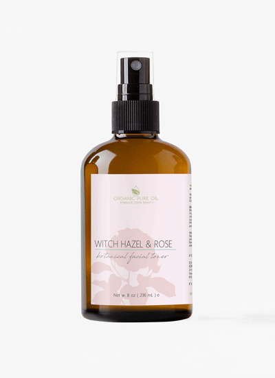 rose water facial spray
