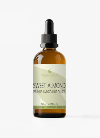 sweet almond oil carrier oil