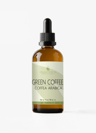 Green Coffee Oil for wrinkles