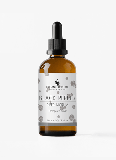 Black Pepper Essential Oil Uses and Benefits
