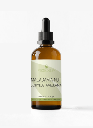 macadamia nut oil for hair